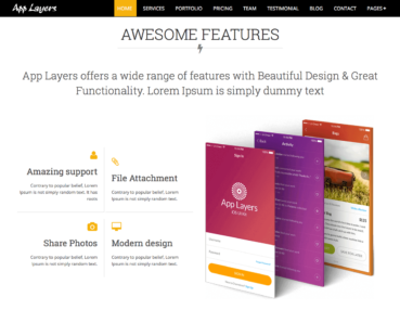 App_Layers_Features