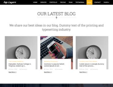 App_Layers_LBlog