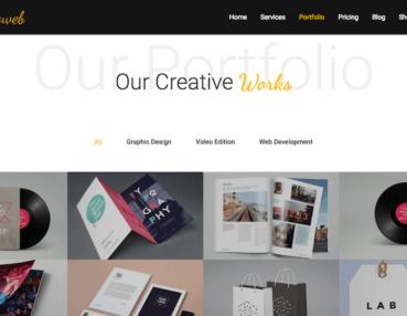 proweb-portfolio